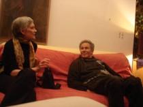 Francis Bérezné et moi
